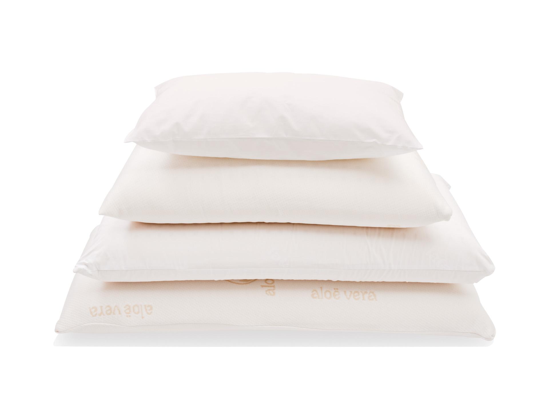 Almohadas para residencias y geriátricos