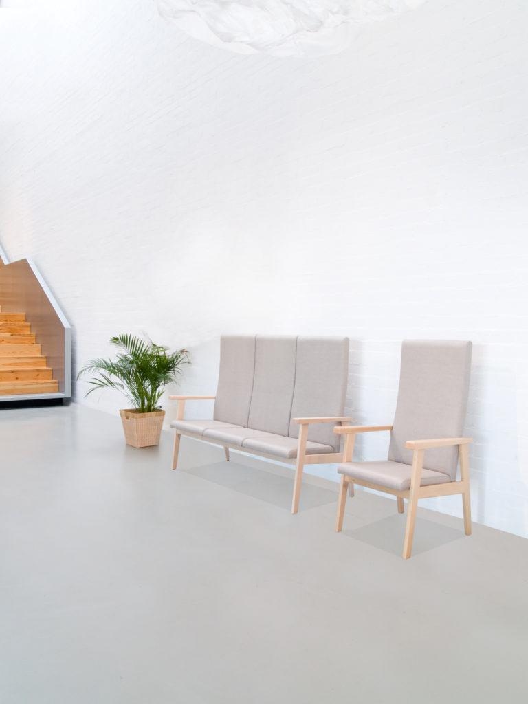 Muebles para equipar residencias geriátricas