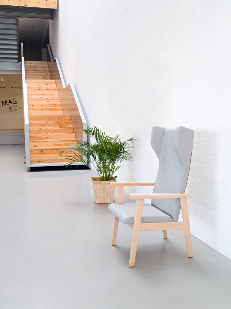 Muebles SENIORCARE para el equipamiento de residencias geriátricas