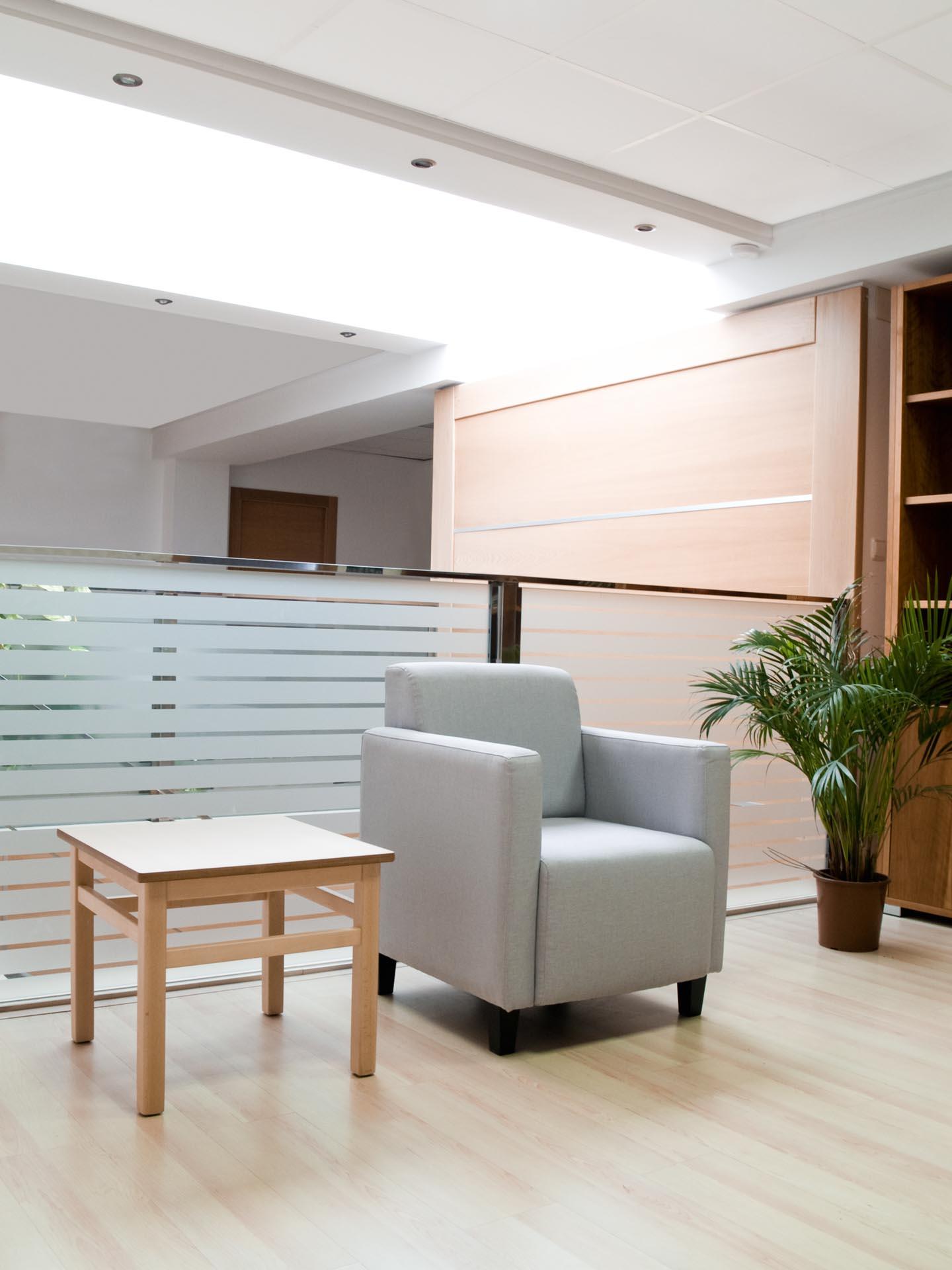 Sillones y sofás para salas de espera, descanso o hall