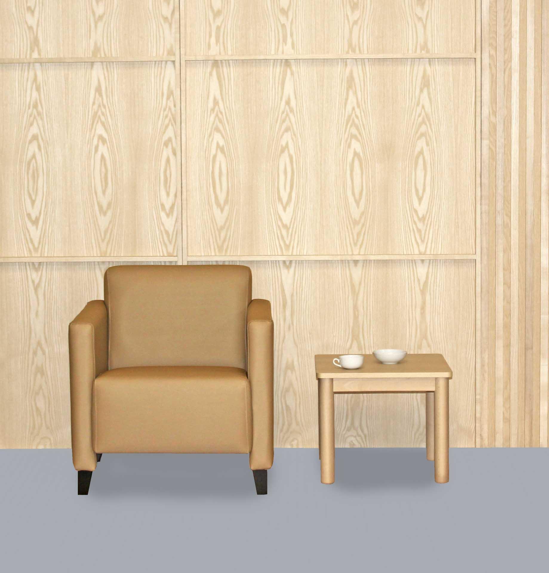 Sillones y sofás para salas de espera, descanso o hall de residencias