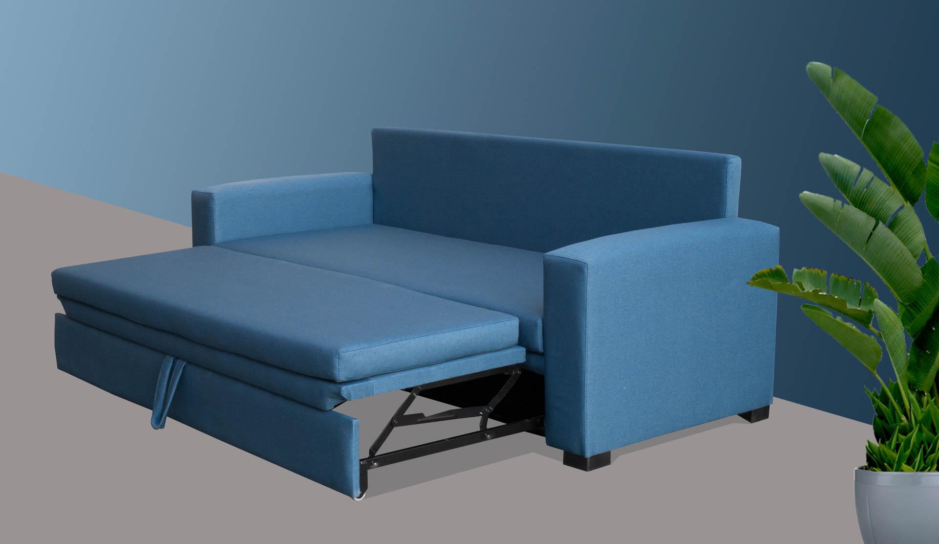 Sofá cama hospitalario para uso intensivo