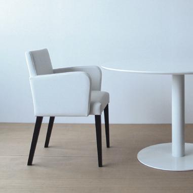 Colección de sillas y sillones para zonas comunes