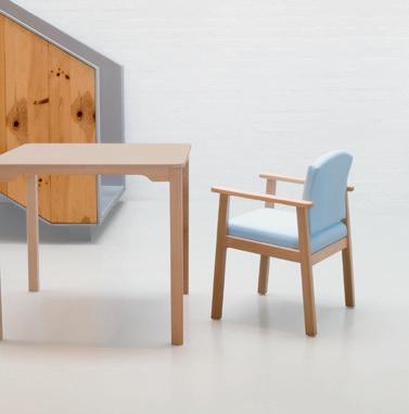 Colecciones de sillones ergonómicos para residencias