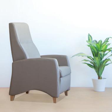 Colección de sillones ergonómicos para personas mayores