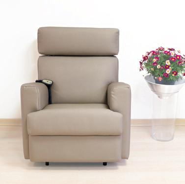 Colección de sillón relax para personas mayores