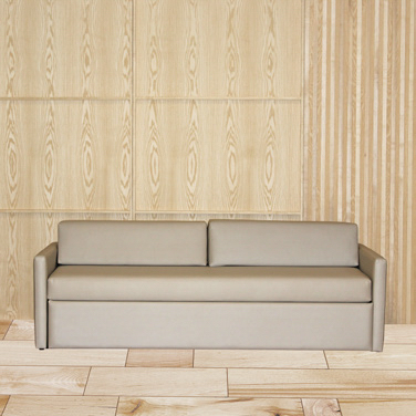 Colecciones de sofás para residencias e instalaciones hospitalarias