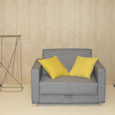Colección de sofá cama geriatría
