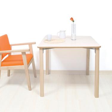 Colecciones de mesas y mobiliario de instalación geriátrica