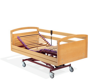 Camas articuladas geriátricas para personas con problemas de movilidad