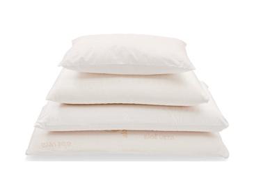 Colección de almohadas para residencias y geriátricos