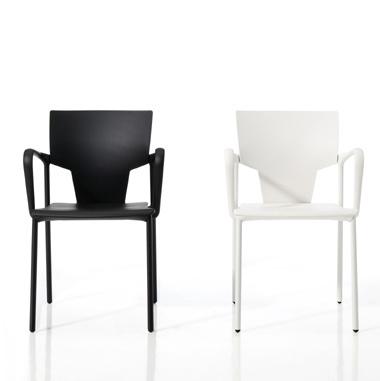 Colecciones de sillas y sillones para cualquier instalación de colectividades