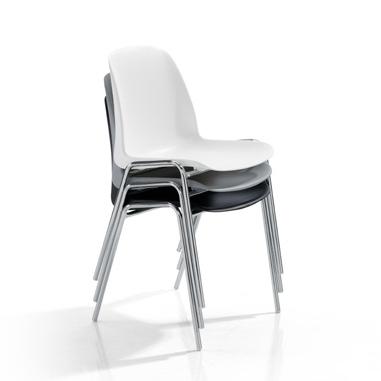 Colección de sillas para residencias con multitud de posibilidades