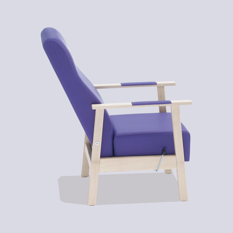 Butaca Unna de mobiliario para geriátricos