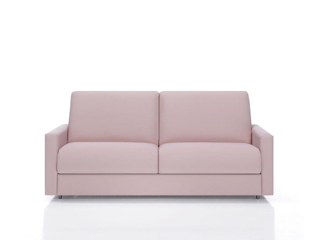Sofá cama para residencias y geriátricos de la colección BOB