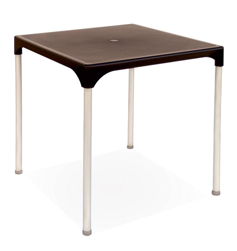 Mesas para instalaciones geriátricas de la colección PINK